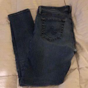 AG Light-wash Jeans